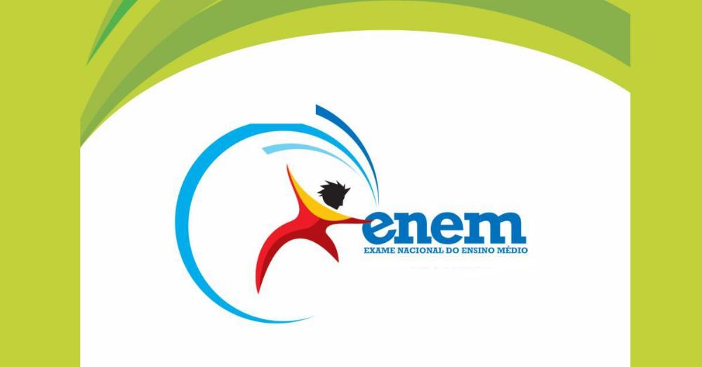 Logo Enem